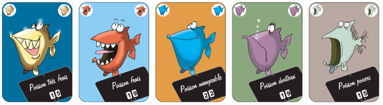 Cartes Poisson