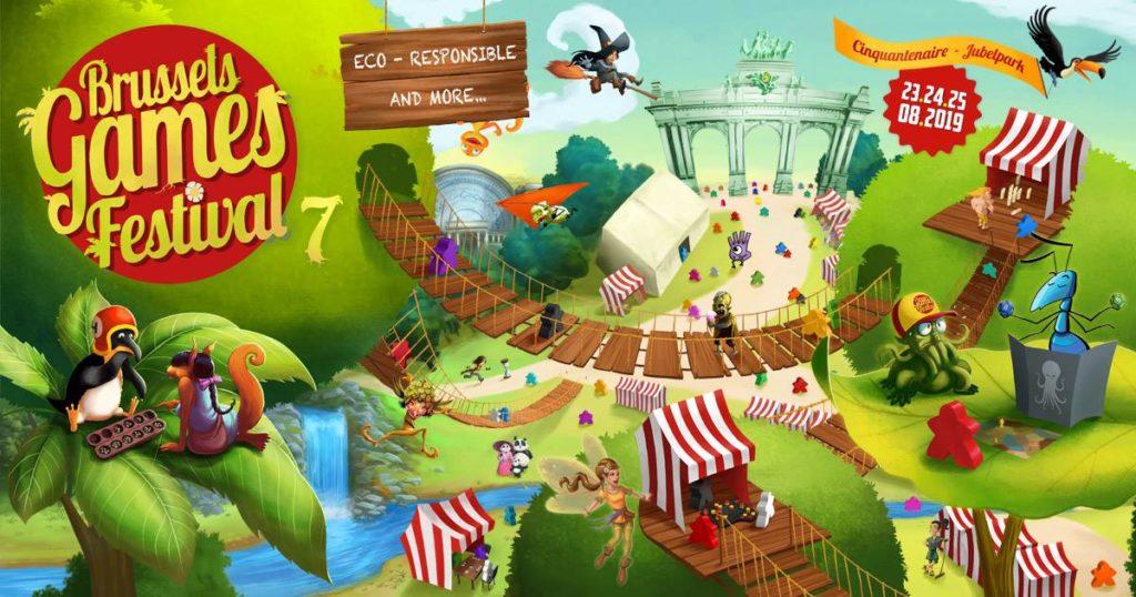 Brussels Games Festival - Tomber à Pique présente Le Poissonnier
