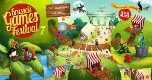 Le Poissonnier sera présent ce 23, 24 et 25 août à Brussels Games Festival !