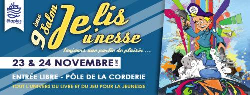 Salon Jeu Lis Jeu'Nesse – Tomber à Pique présentera le jeu Le Poissonnier