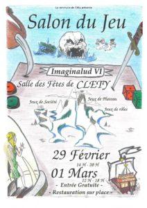 Le Poissonnier sera présent ce 29 février et 1er mars 2020 à Imaginalud !