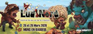 Le Poissonnier sera présent ce 28 et 29 Mars 2020 à LudiNord !